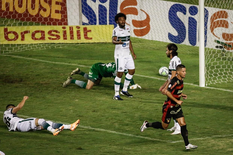 Sport x Coritiba