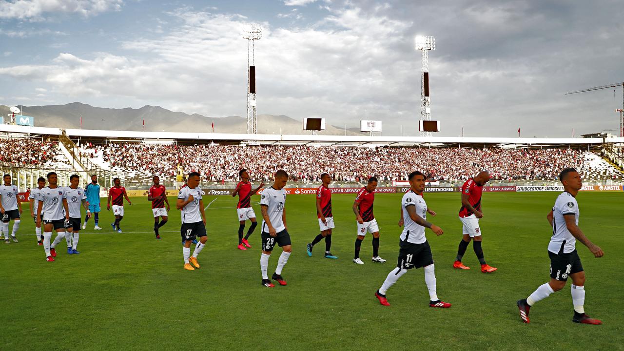 Libertadores voltaria apenas em setembro. Foto: Albari Rosa/Foto Digital/Gazeta do Povo