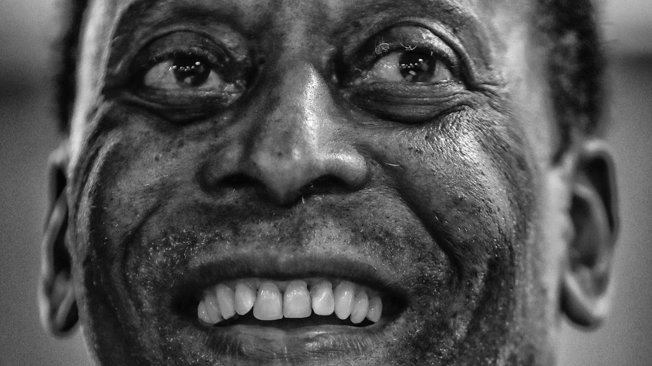 Pelé foi celebrado em aniversário de 80 anos. Foto: Jonathan Campos/Arquivo/Gazeta do Povo