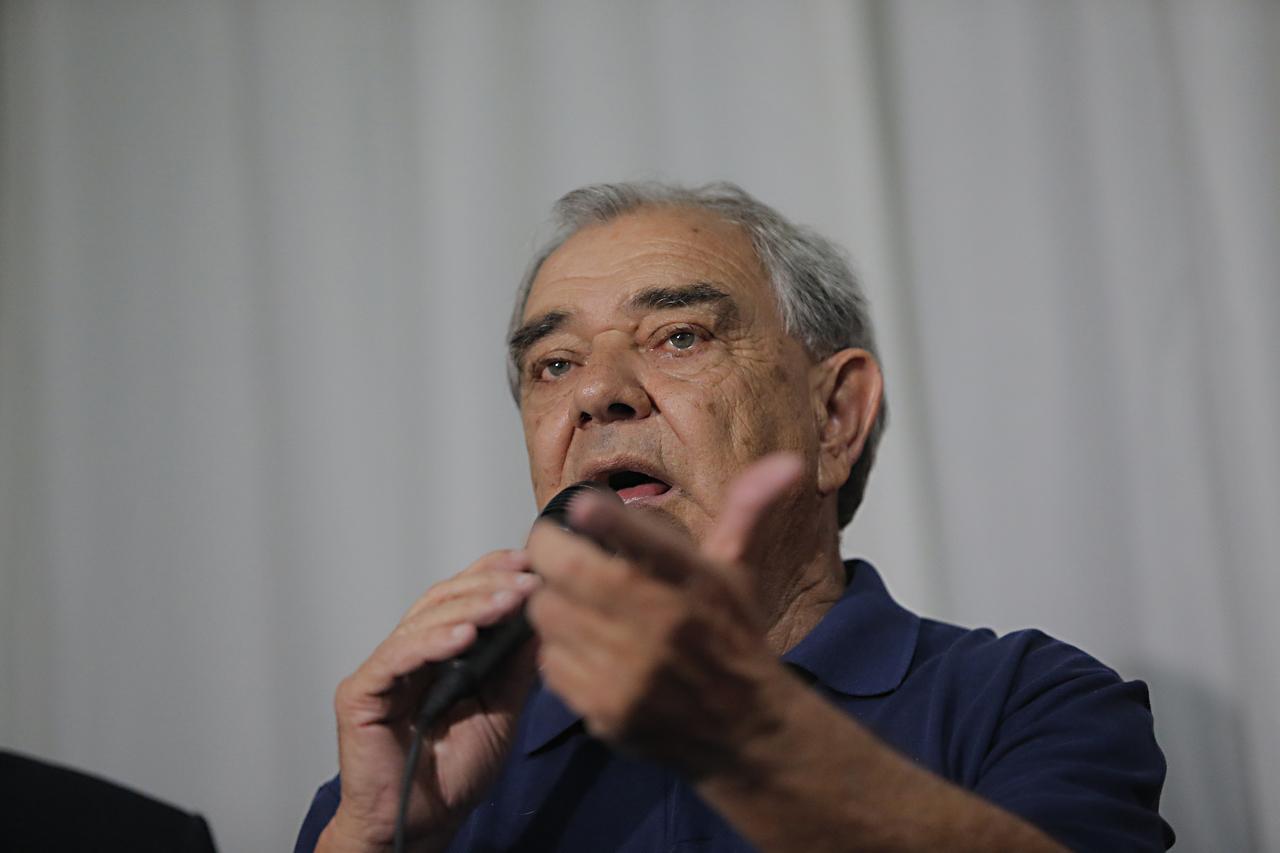 Casinha é o presidente do Conselho Deliberativo do Paraná. Foto: Albari Rosa/Arquivo/Gazeta do Povo.