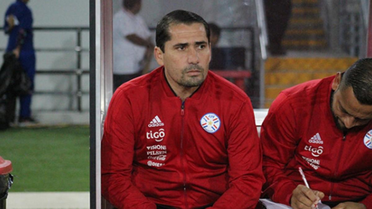 Em pouco mais de quatro anos no sub-17 do Paraguai, Morínigo teve boas campanhas no Sul-Americano e no Mundial da categoria.