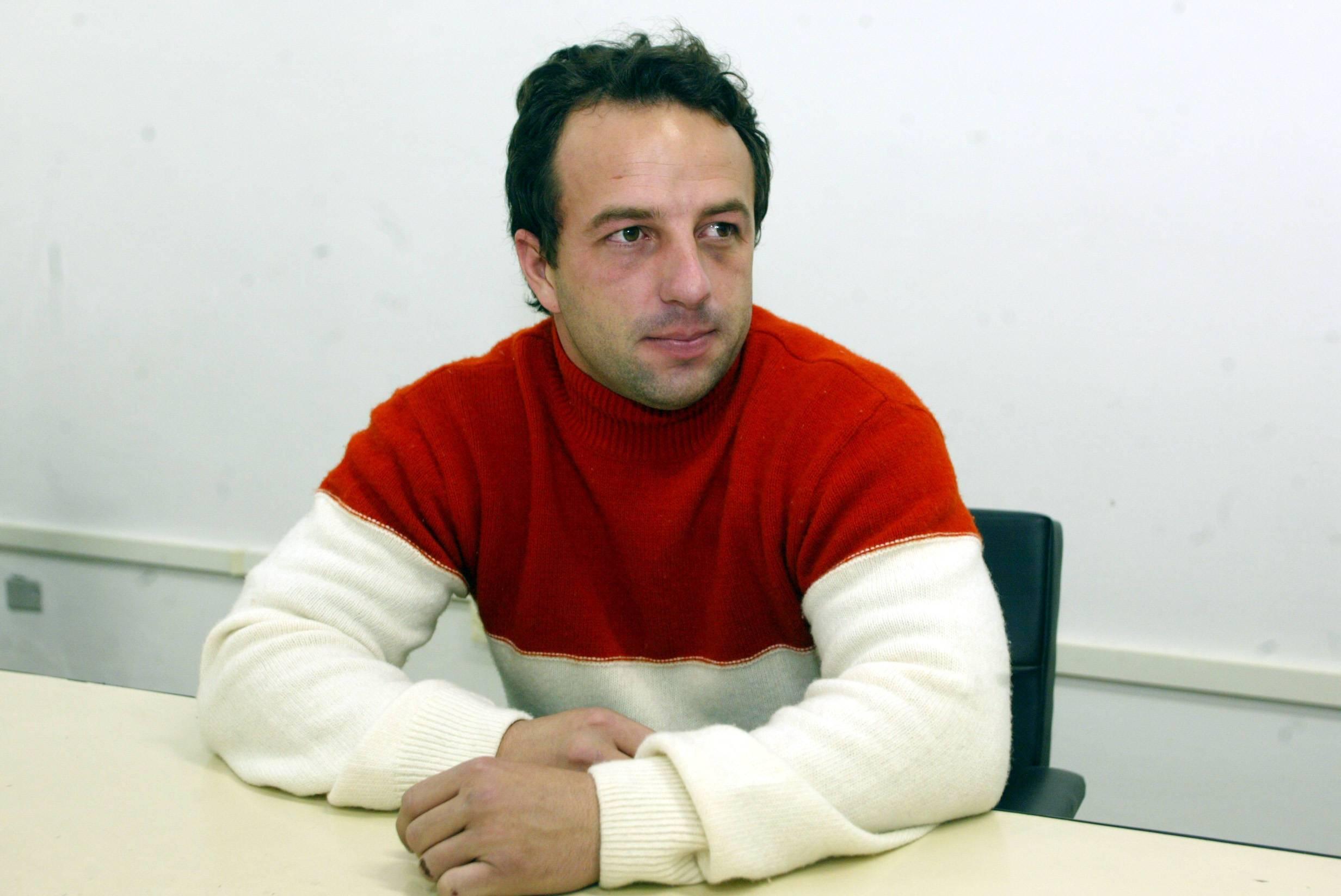 Luiz Alberto teve parceria com o Paraná no passado.