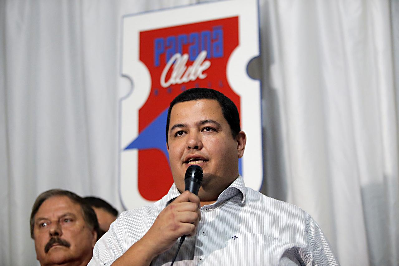 Leonardo Oliveira foi elogiado pelo juiz responsável pelo Ato Trabalhista. Foto: Arquivo/Gazeta do Povo.