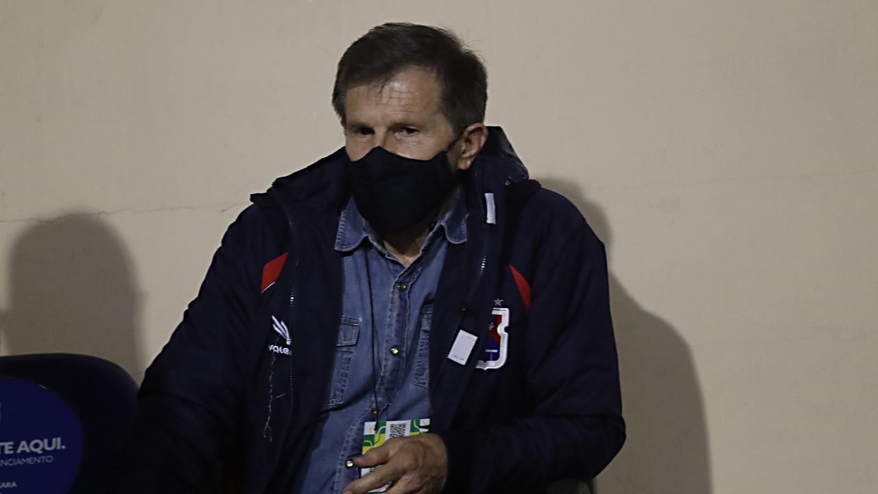 Missão desafiadora está nas mãos do presidente Sérgio Molletta. Foto: Albari Rosa/Foto Digital/UmDois Esportes.