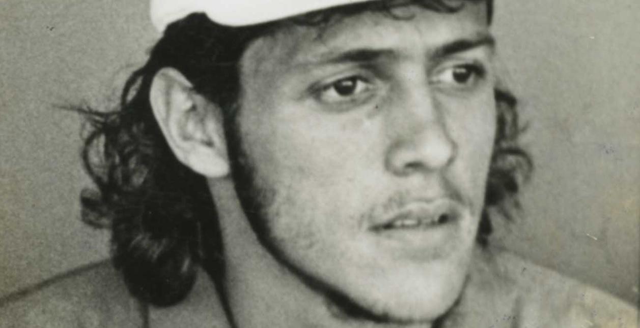 Maurílio logo no início de sua carreira no Paraná. Foto: Arquivo/Gazeta do Povo.