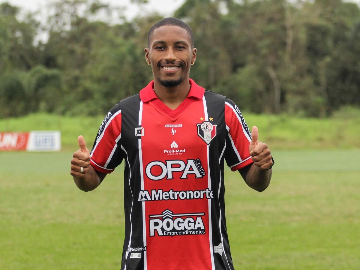 Gustavinho estava no Joinville. Foto: Divulgação.