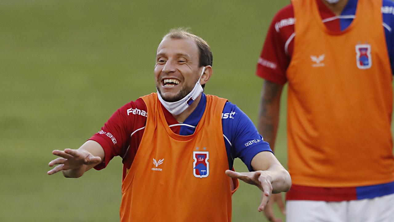 Renan Bressan fez acordo com o Paraná. Foto: Albari Rosa/Foto Digital/UmDois Esportes