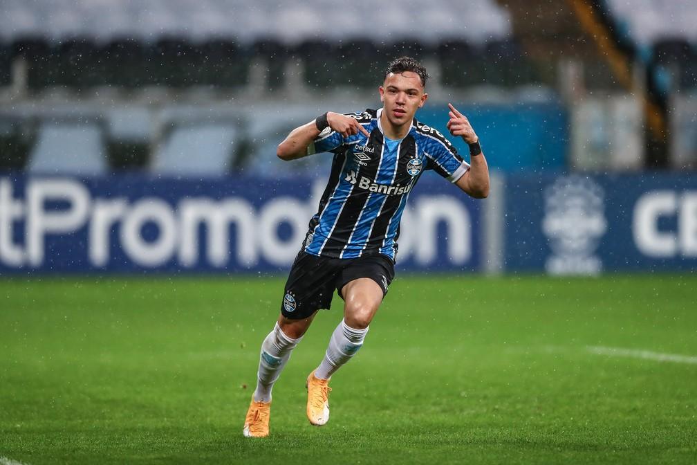 Pepê tem 138 jogos pelo Tricolor, com 31 gols.