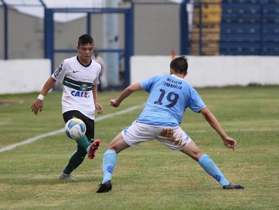 Pepê jogou uma Copa SP pelo Coxa.