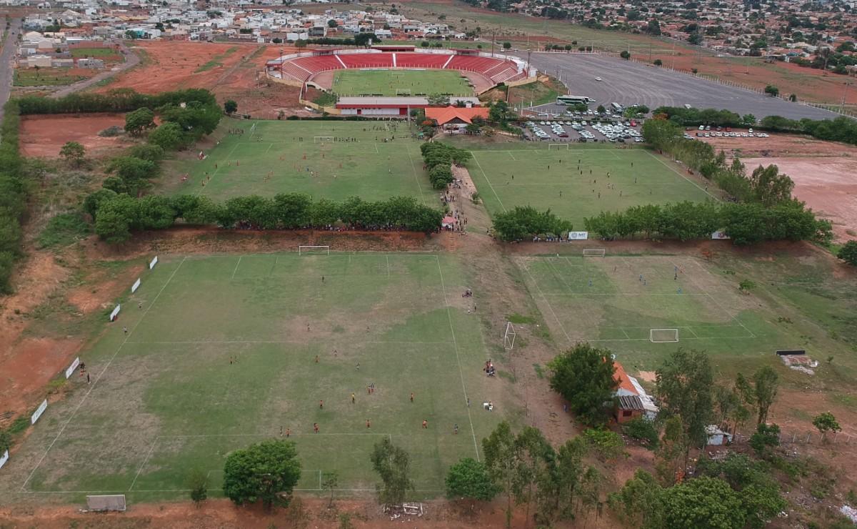 Centro de Treinamento do União Rondonópolis