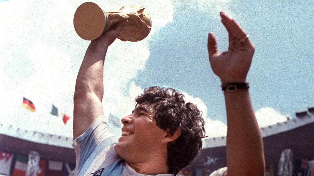 Maradona é o argentino que odiamos amar. Foto: AFP