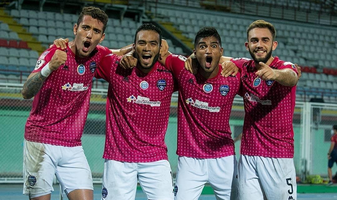 Metropolitanos é o segundo time de Caracas no caminho do Athletico (Foto: Divulgação)