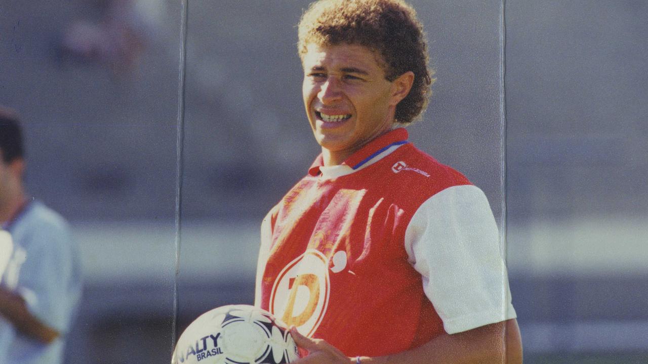 Gil Baiano era o capitão do Paraná. Foto: Arquivo/Gazeta do Povo