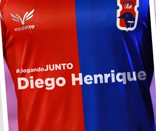 Uma das camisas estará com o nome de Diego Henrique, membro da Torcida Fúria Independente morto em 2012.