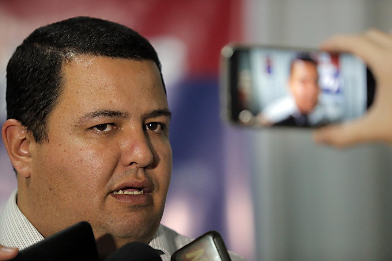 Leonardo Oliveira, ex-presidente do Paraná. Foto: Arquivo/Gazeta do Povo.