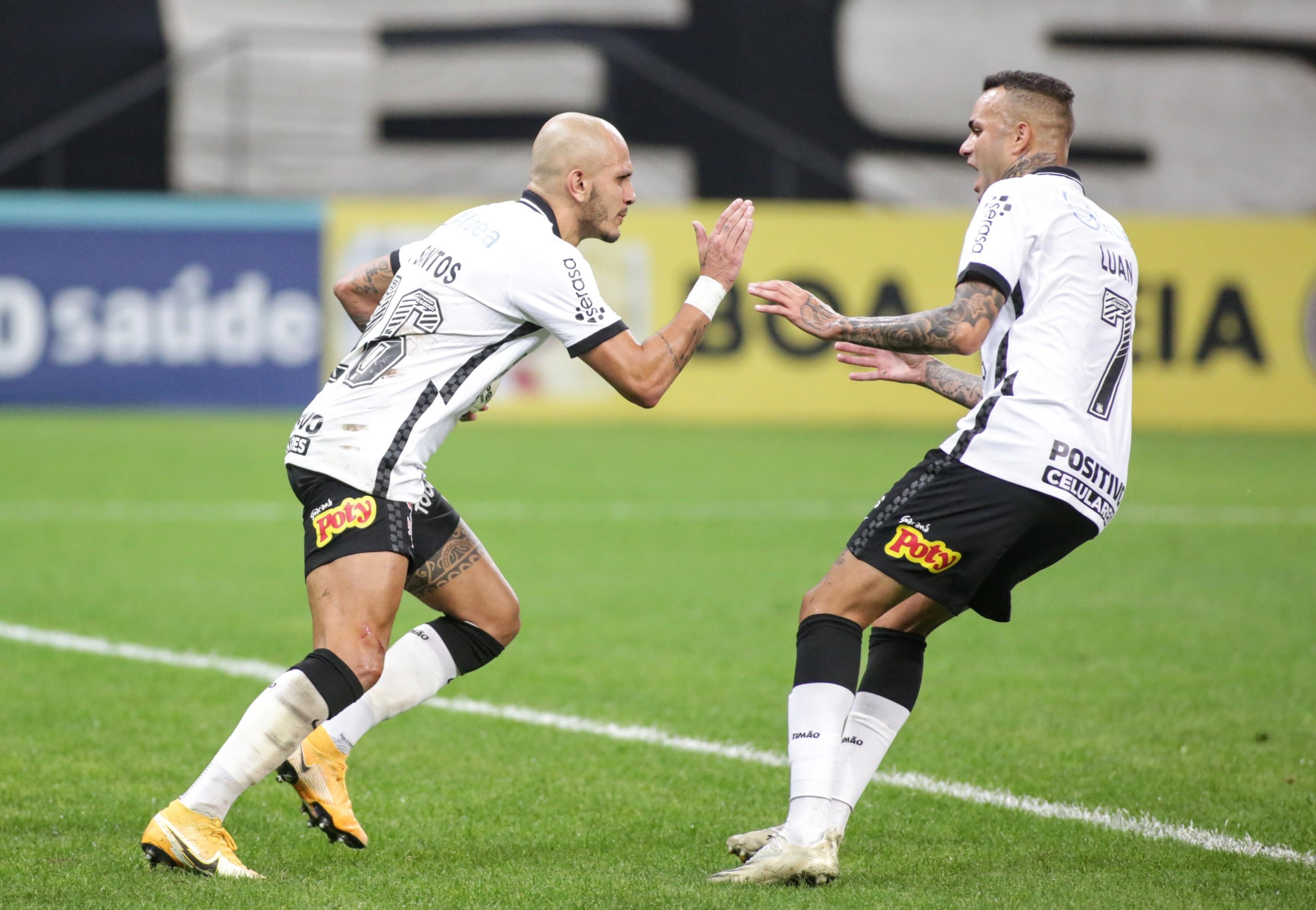 Guia do Brasileirão - Corinthians