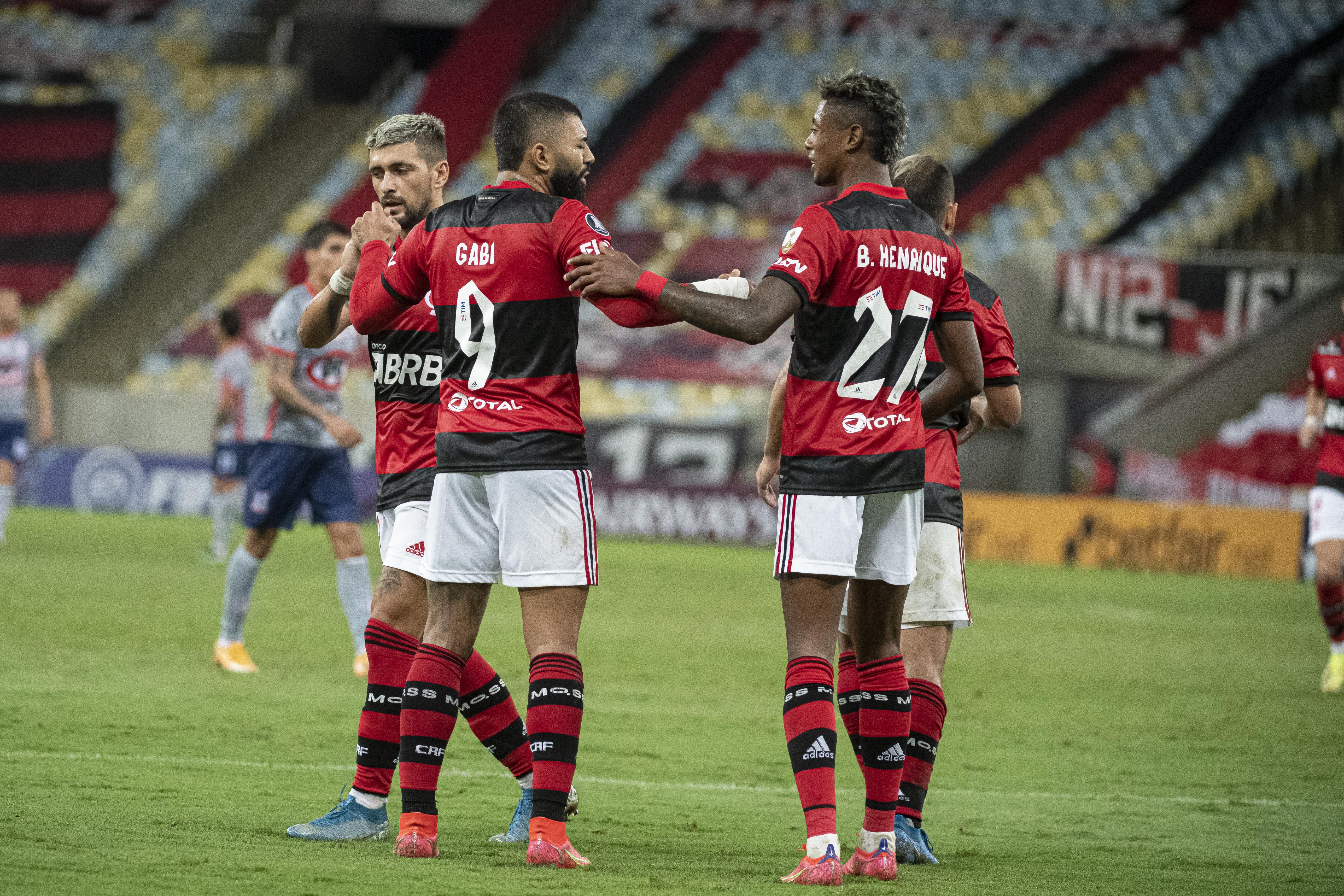 Guia do Brasileirão - Flamengo