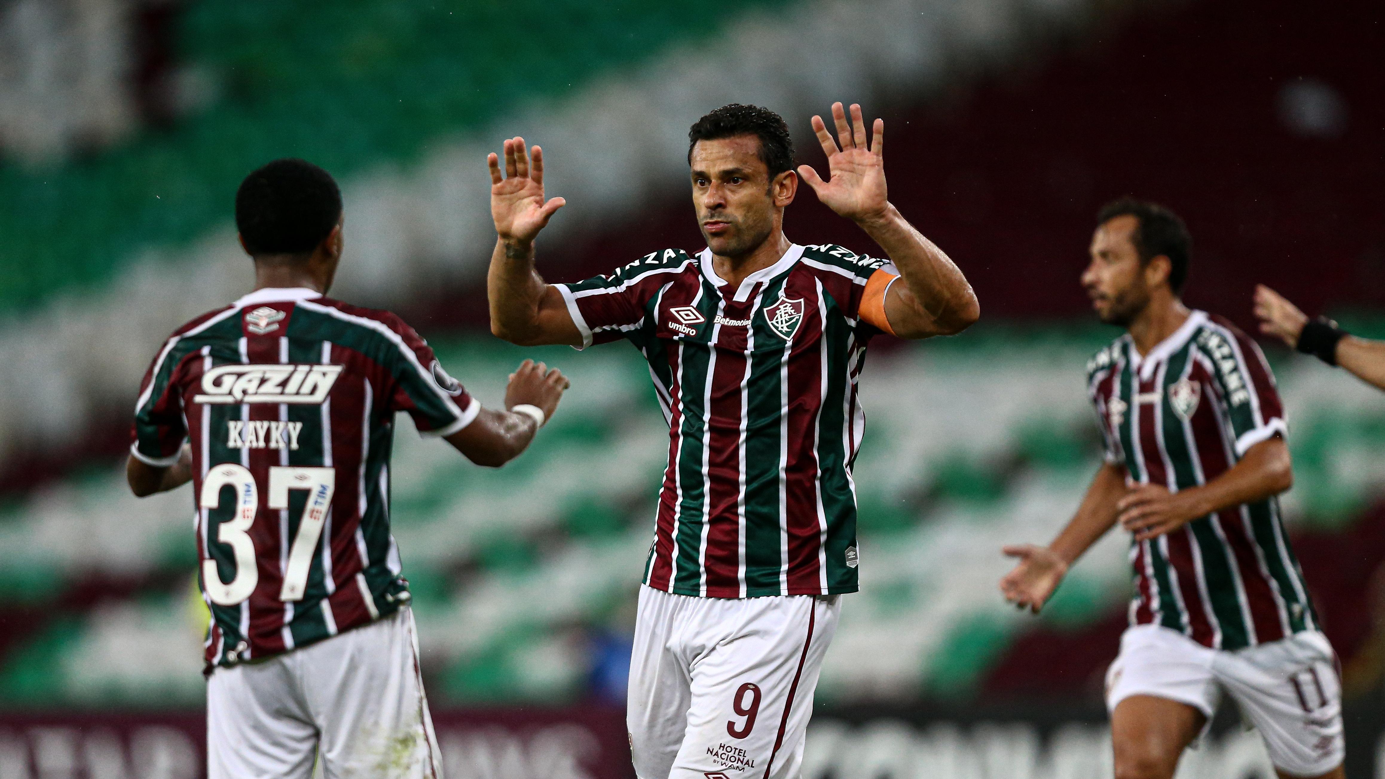 Guia do Brasileirão - Fluminense