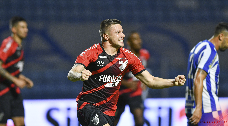 Renato Kayzer fez contra o Avaí o gol do Athletico