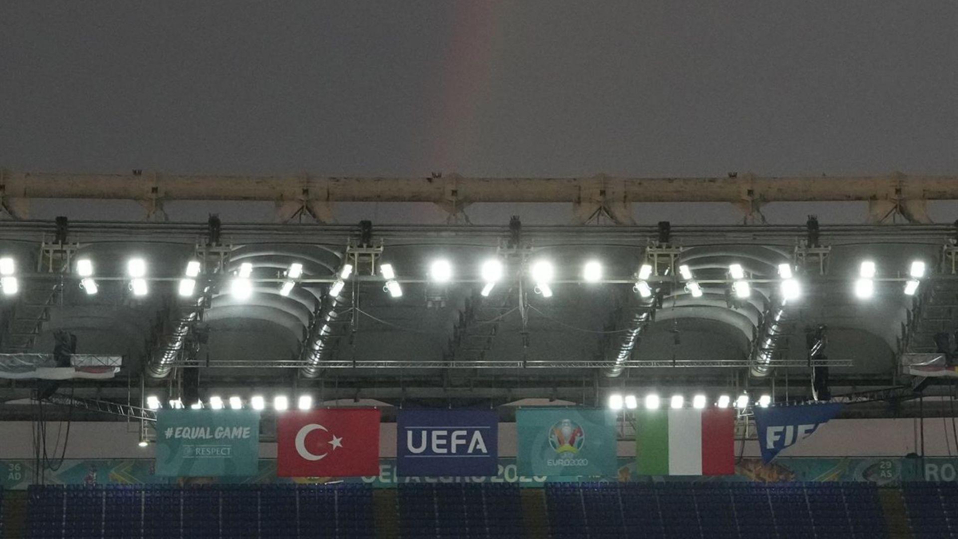 Turquia e Itália abrem a Euro. Foto: Andrew Medichini/EFE