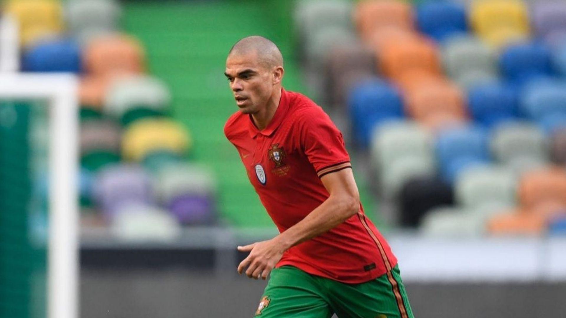 Zagueiro Pepe, de Portugal. Foto: Reprodução/Instagram