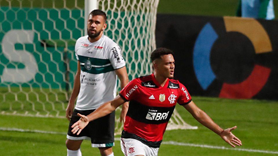 Coritiba x Flamengo: resultado e ficha técnica da Copa do Brasil 2021