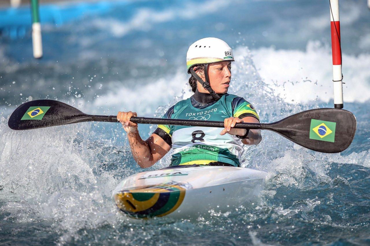 Ana Sátila vai para a terceira Olimpíada da carreira.