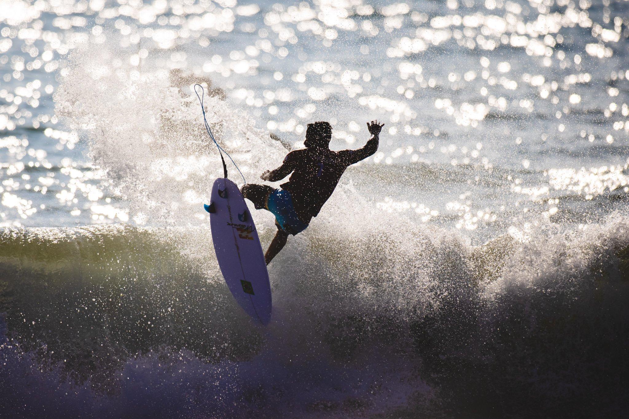 Ítalo Ferreira em ação. Foto: Divulgação/COB
