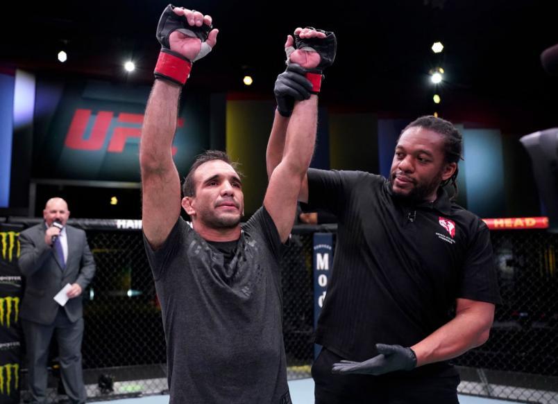 Rani Yahya. Foto: Divulgação/UFC.