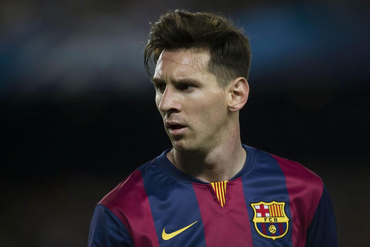 Messi. Foto: EFE/Alejandro García