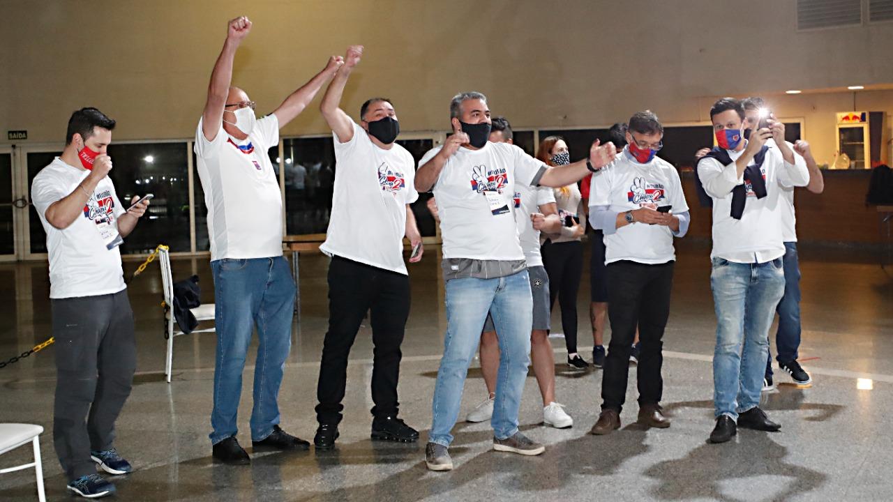 Equipe de Rubens Ferreira inicia oficialmente o trabalho no dia 14 de setembro