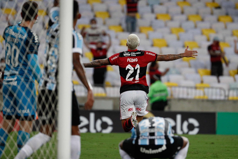 Flamengo eliminou o Grêmio e pegará Athletico. Foto: Estadão Conteúdo.