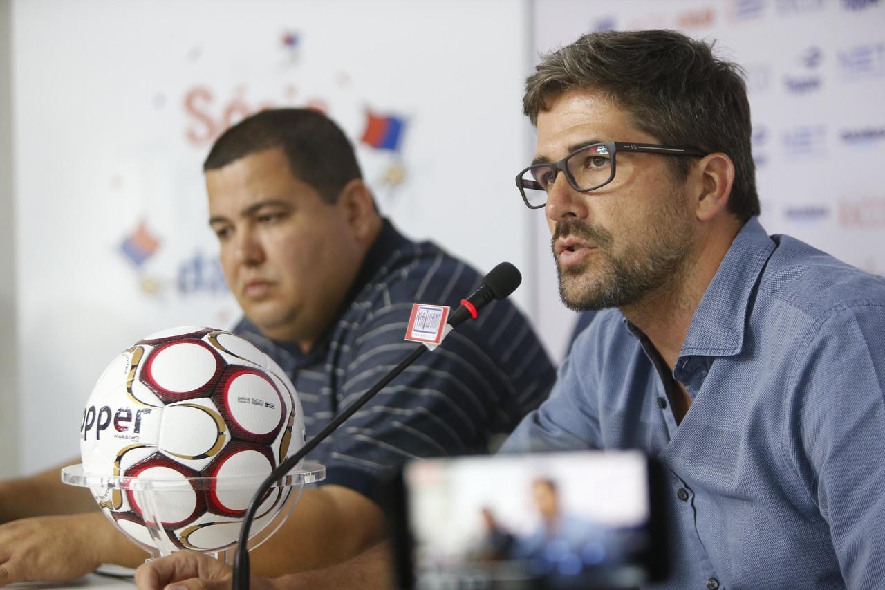 Leonardo Oliveira e Rodrigo Pastana. Foto: Arquivo/Gazeta do Povo.