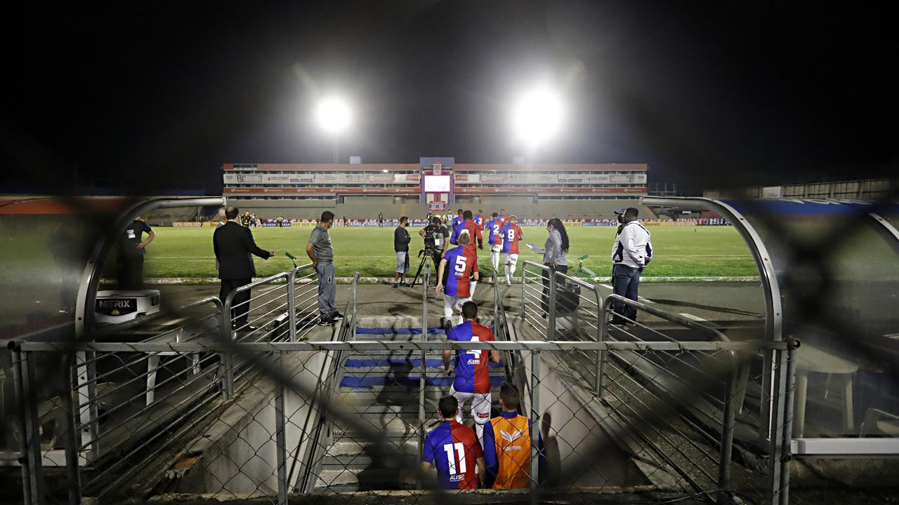 Muitos jogadores já se despediram do Paraná. Foto: Albari Rosa/Foto Digital/UmDois Esportes.