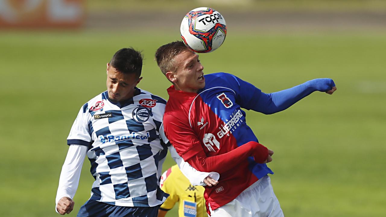 Kriguer tem contrato com o Tricolor. Foto: Albari Rosa/Foto Digital/UmDois Esportes.