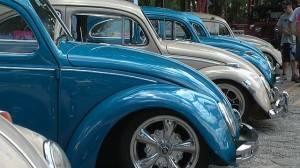 Dia Nacional do Fusca 2012 é comemorado em Curitiba
