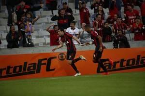 Atlético vence o São Paulo