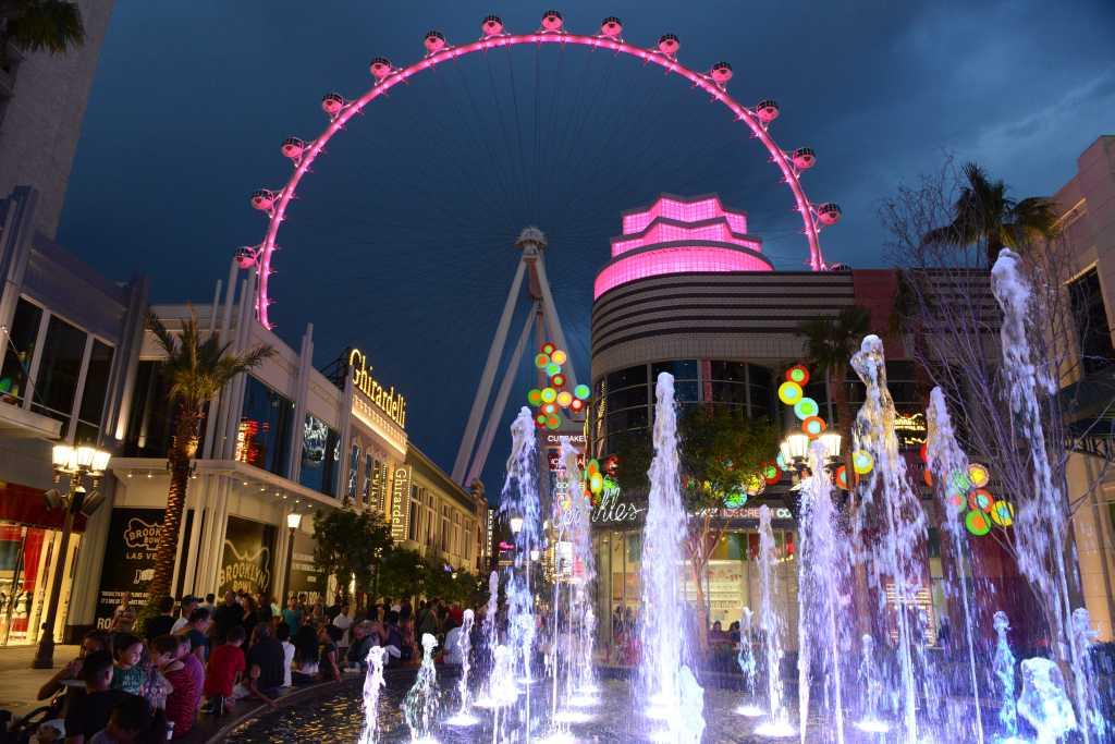 Aposte na outra Las Vegas