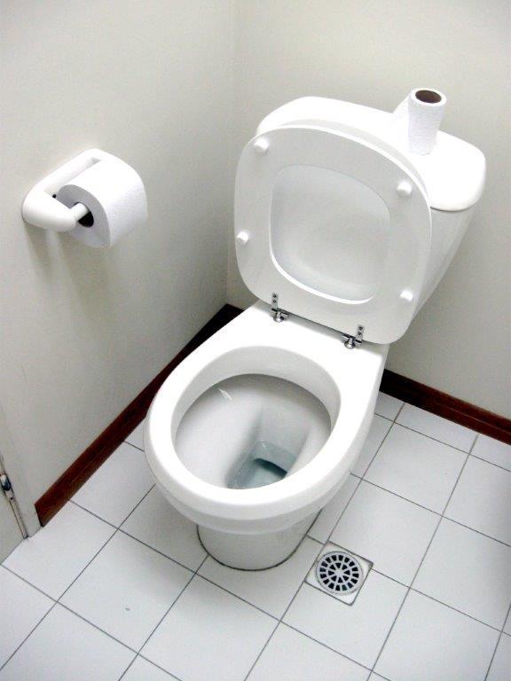 Banheiro limpo e sem (tantas) bactérias é possível