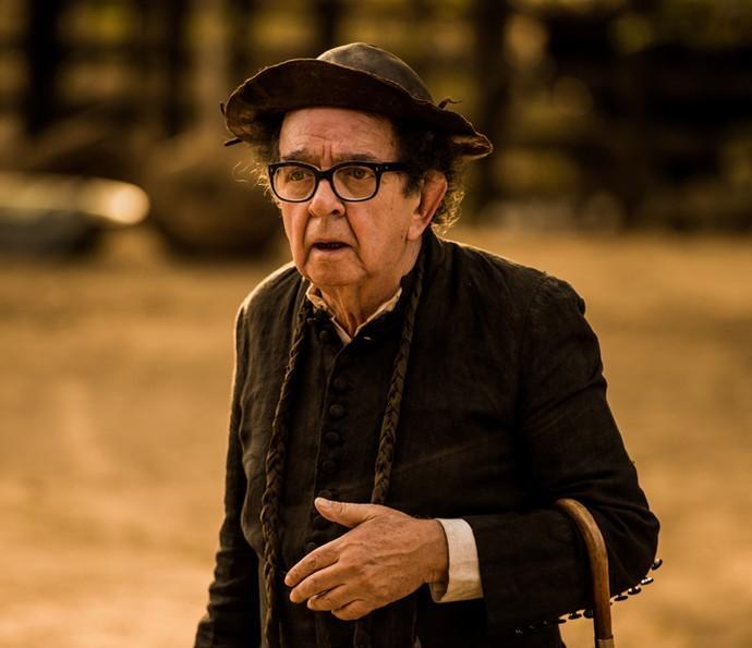 """Nova novela """"Velho Chico"""", da Globo, leva Shakespeare para o Sertão do Brasil"""