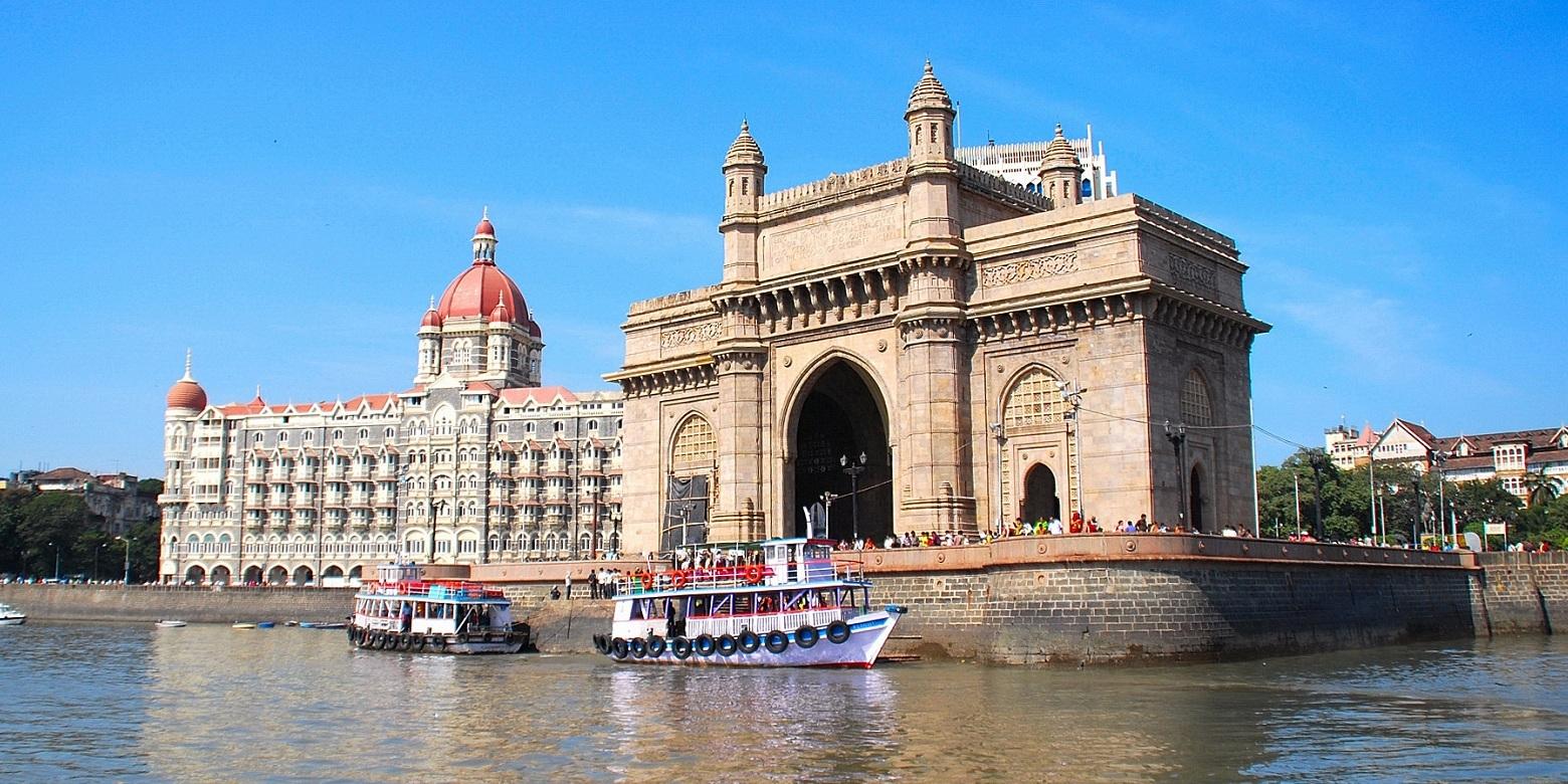 Também conhecida com Bombaim, Mumbai é uma das cidades mais famosas da Índia.