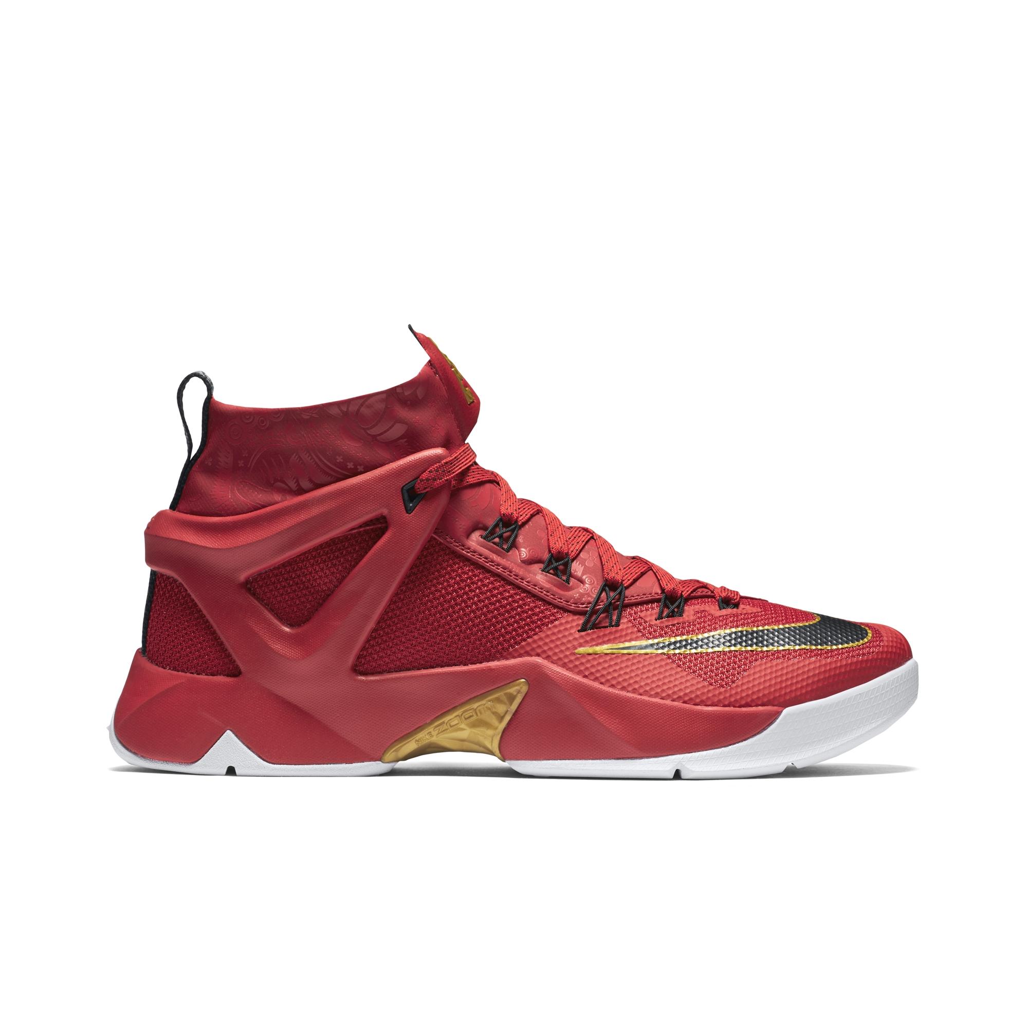Quem pratica basquete precisa de proteção nos tornozelos, como a opção do Tênis Nike Ambassador VIII (Foto: Reprodução Nike)
