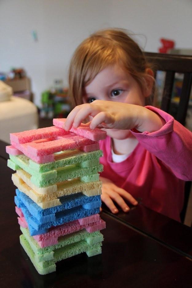 Sugestão para brincadeira em família (Foto: Reprodução BuzzFeed)