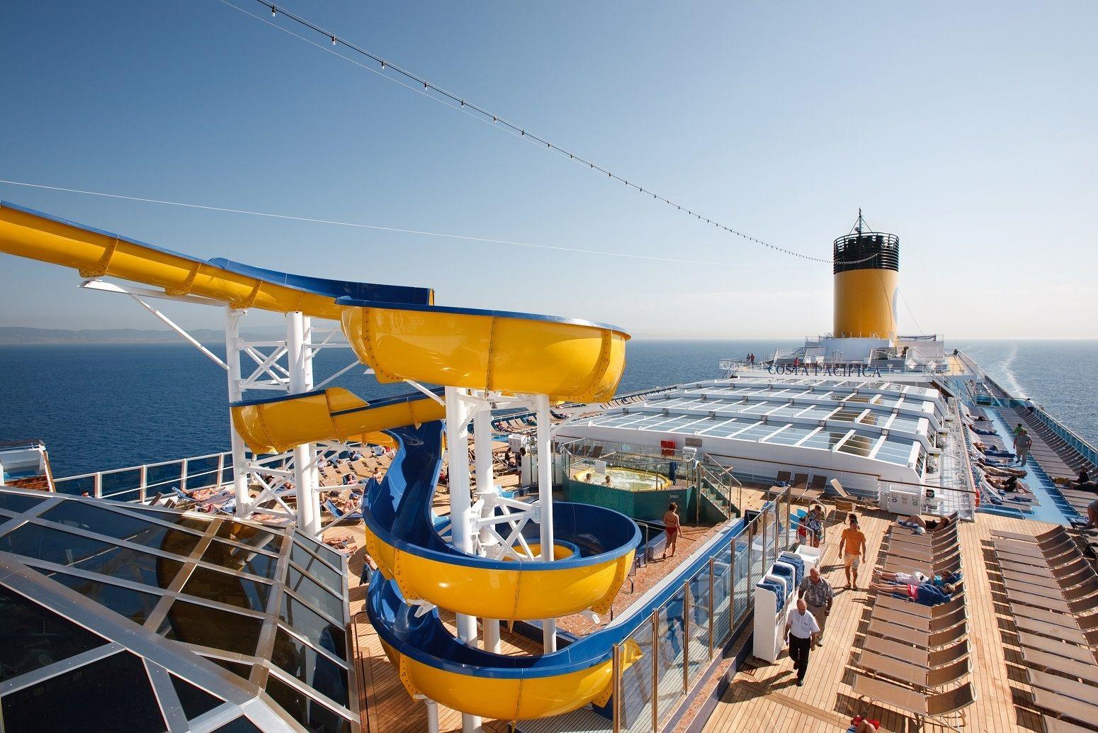 Conheça os 6 navios de cruzeiro do verão 2016-2017 no Brasil