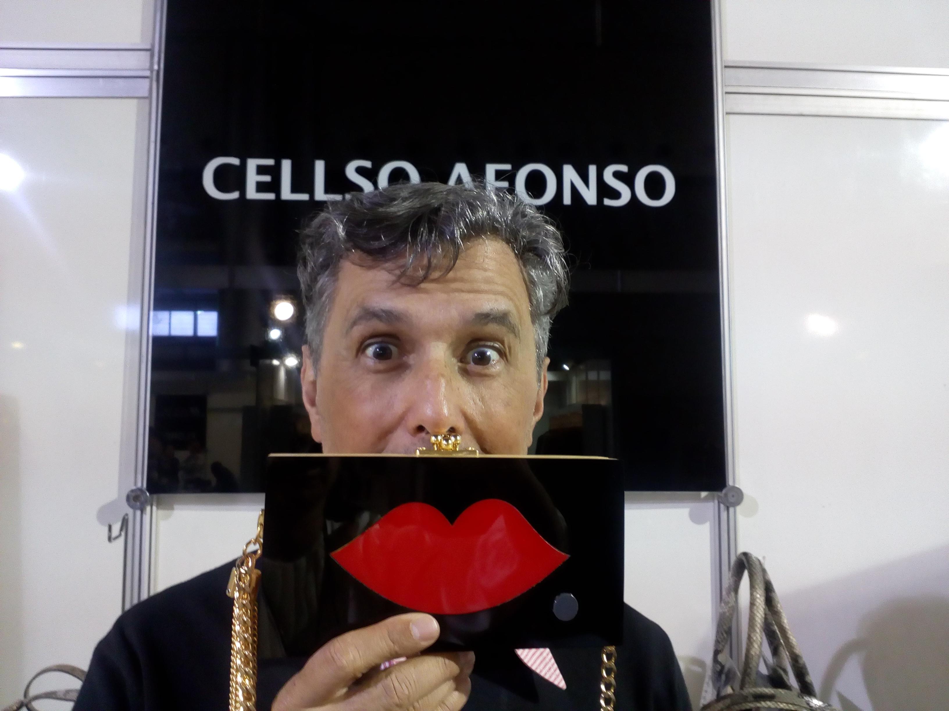 As peças de Cellso Afonso: caixas de surpresa.