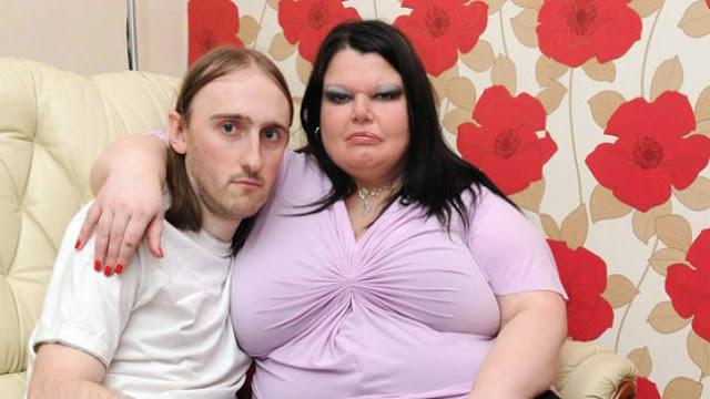 Debbi obrigava o noivo a passar por detector de mentirar se ele se afastasse por mais de 15 minutos. Foto: Reprodução.
