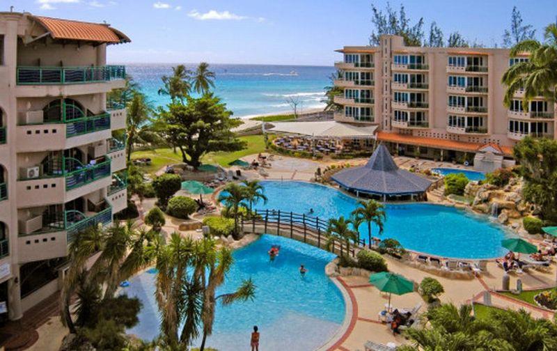 Accra Beach Hotel & Spa, um dos hotéis participantes da promoção. Foto: Divulgação