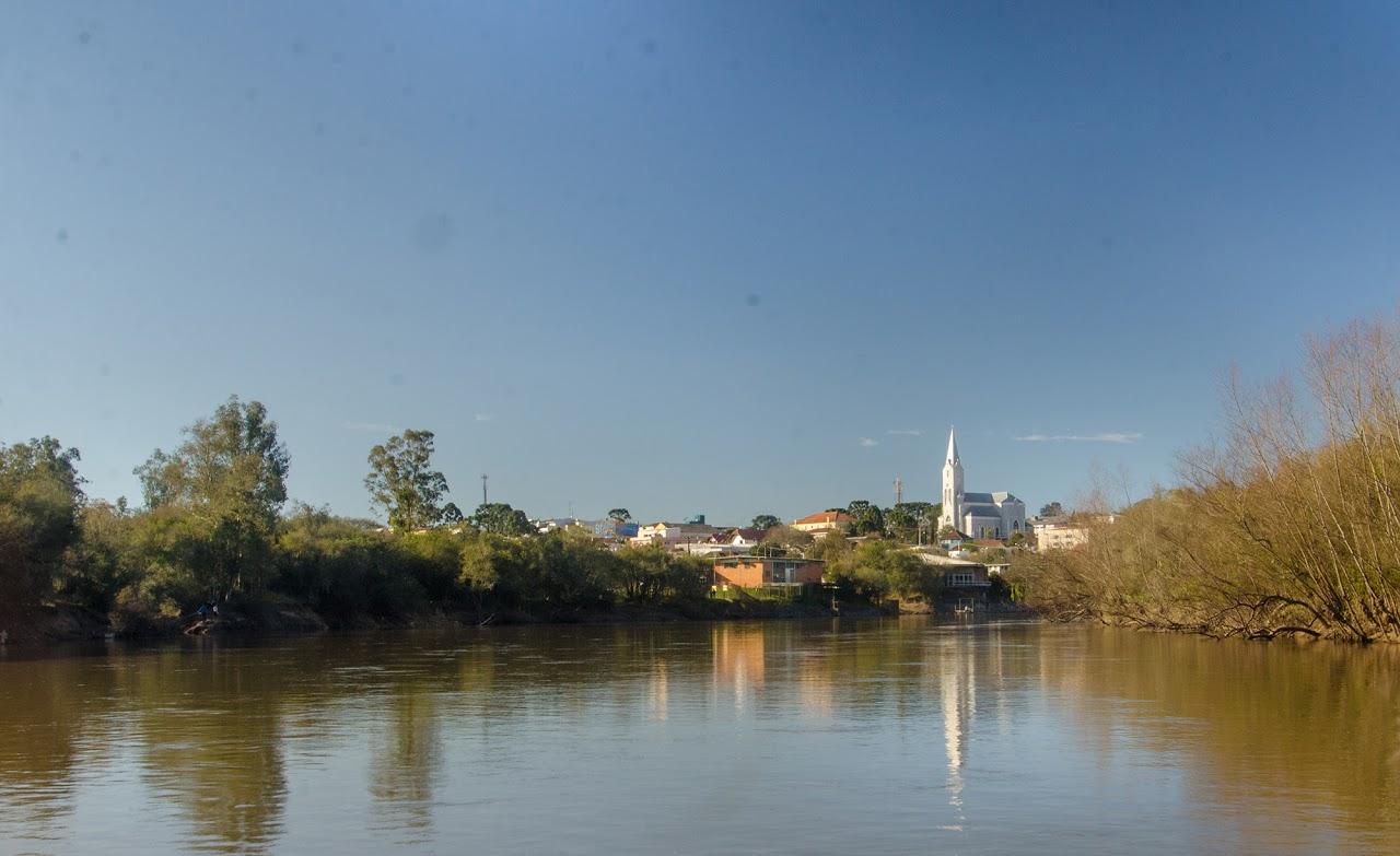 Vista de São Mateus do Sul. Foto: Eduardo Covalesky/Divulgação