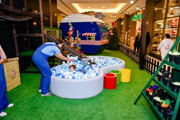 Foto: divulgação / Shopping Curitiba / Priscilla Fiedler.
