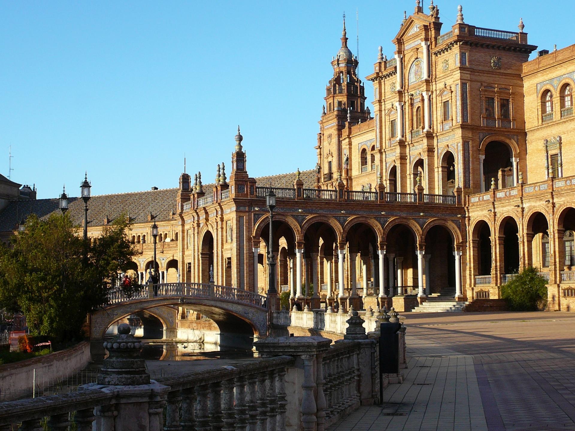 Sevilha, na Espanha. Foto: Julie Raccuglia/Visual Hunt